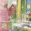 กระดาษสาพิมพ์ลาย สำหรับทำงาน เดคูพาจ Decoupage แนวภาำพ in the room เก้าอี้ไม้แบบยาว ตั้งอยู่หน้าบ้าน สำหรับตกแต่ง ชมสวนสวย ภาพสีหวานหวาน (ปลาดาวดีไซน์) thumbnail 1